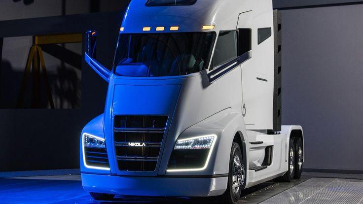 Pre-orders of Nikola's 1000hp hydrogen-powered semi-trailer truck have surpassed $4 billion
