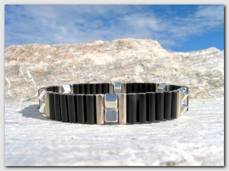 Magnetarmbånd - Modell #2 - www.magnethelse.no