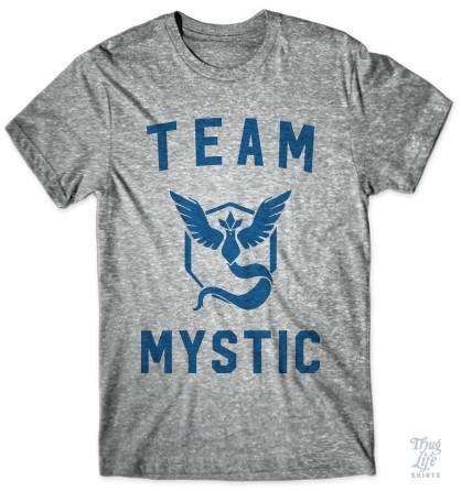 Team Mystic!