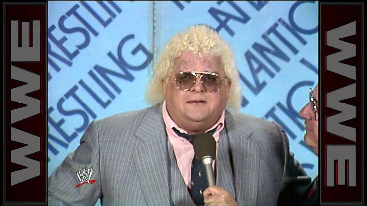 "Dusty Rhodes dies at 69 6/11/15. #ThankyouDusty  Dusty Rhodes talks about ""hard times"": Mid-Atlantic Wrestling, Oct. 29, ..."