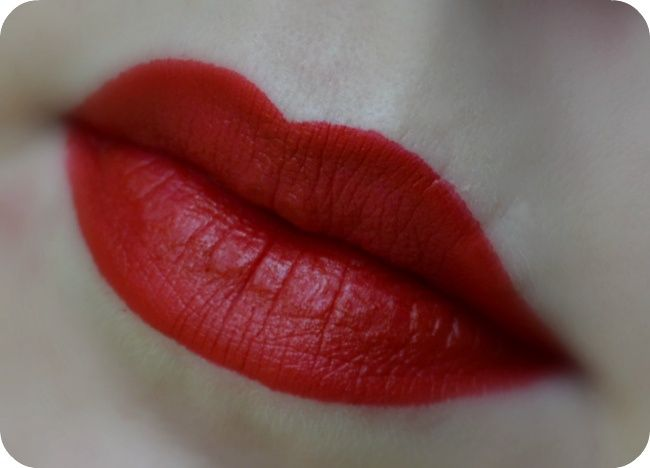 Smashbox Be Legendary Lipstick Rouge a Levres #Infrared Matte