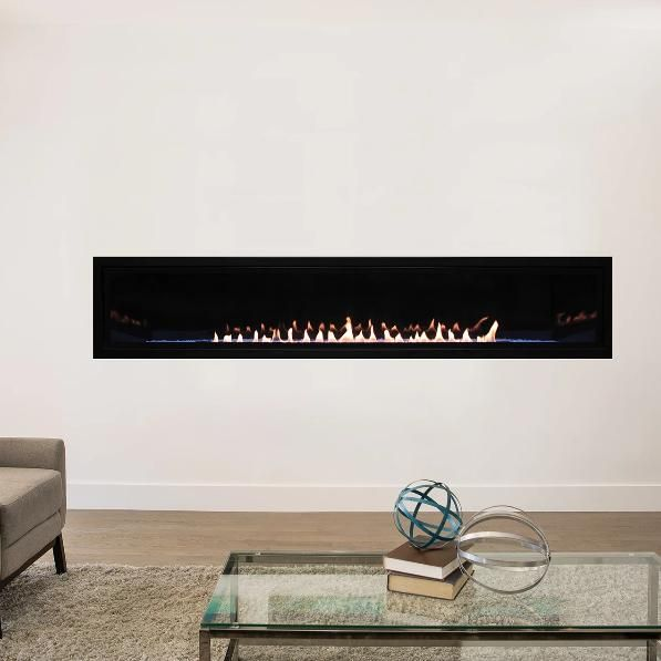 Empire Boulevard 72 Linear Vent Free Gas Fireplace Vflb72fp