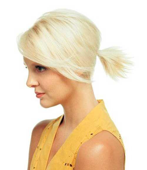 awesome 10 alarm clocks to Ponytails Short Hair //  #alarm #clocks #Hair #Ponytails #Short