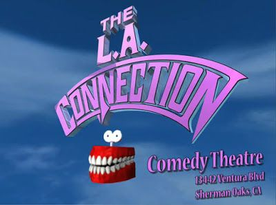 Ring In 2018 With Lots Of Laughter At L.A. Connection Comedy Theatre