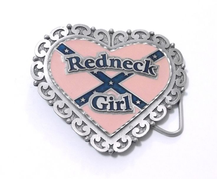 10.80$  Watch now - http://vinlu.justgood.pw/vig/item.php?t=bf0r9rm26224 - REDNECK GIRL PINK BELT BUCKLE 13039