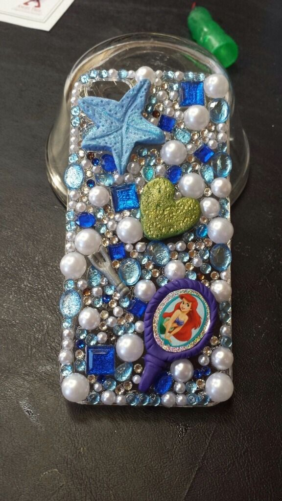 Homemade Phone case