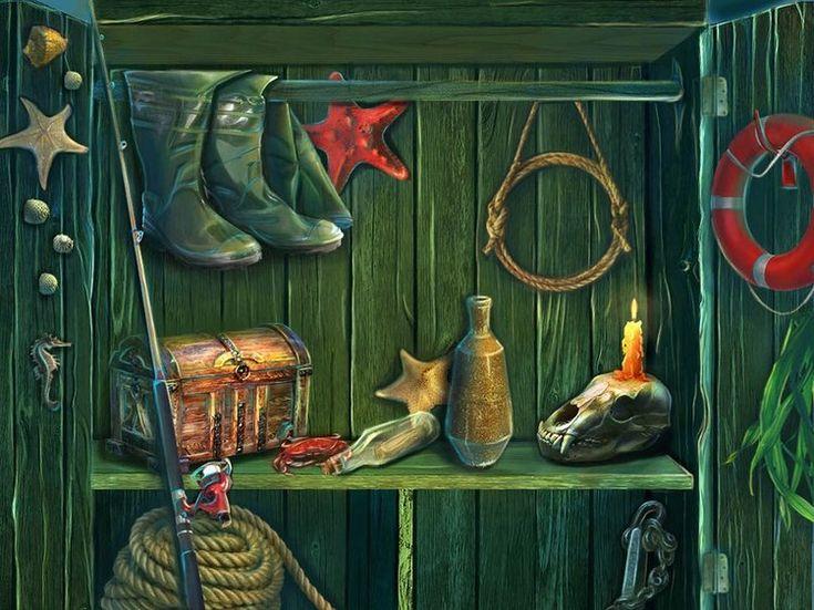 Сообщество иллюстраторов | Иллюстрация cupboard, шкаф.