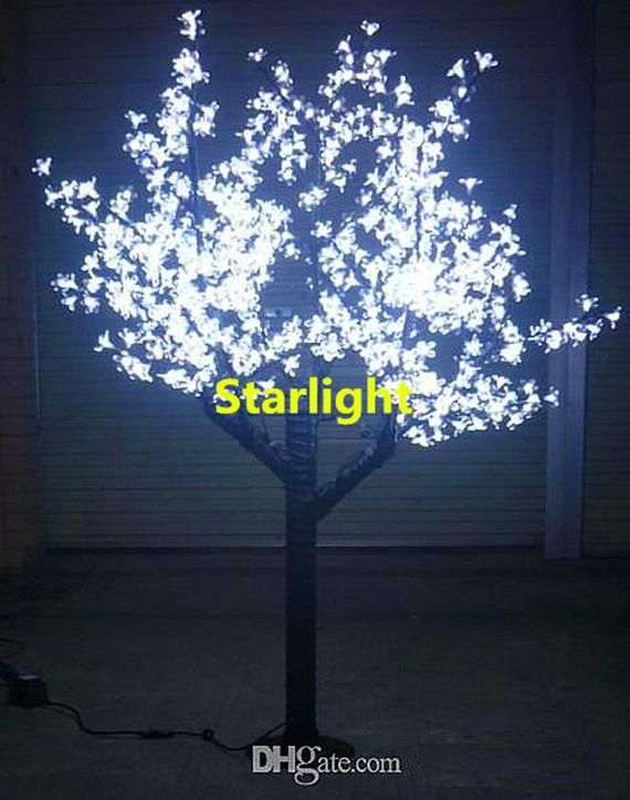 648pcs Leds Cherry Blossom Tree Light 5ft 1 5m Height Etsy Cherry Blossom Tree Blossom Trees Outdoor Christmas Lights