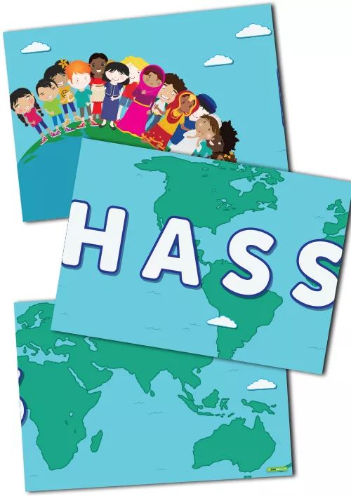 HASS Display Banner Teaching Resource