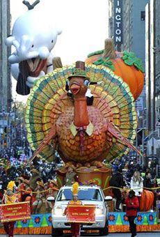 New York - per il Giorno del Ringraziamento - ViaVaiNet - Il portale degli eventi #New York #Ringraziamento