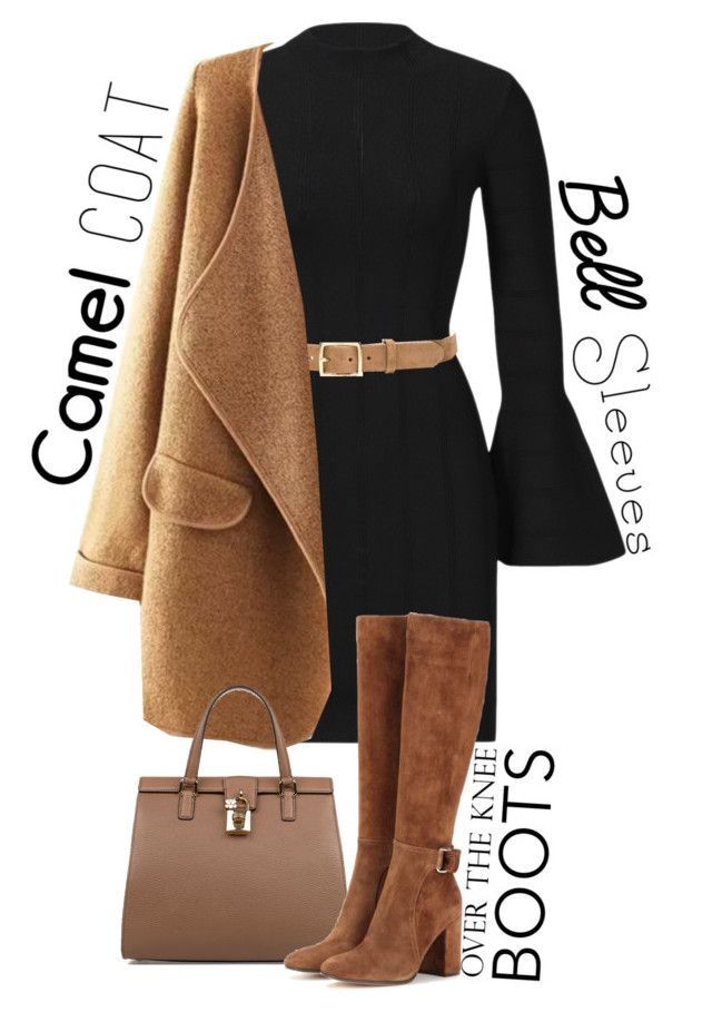 Fall Fashion #LadyBoss by szeying00 on Polyvore featuring polyvore, fashion, style, Keepsake the Label, Gianvito Rossi, Dolce&Gabbana, rag & bone and clothing