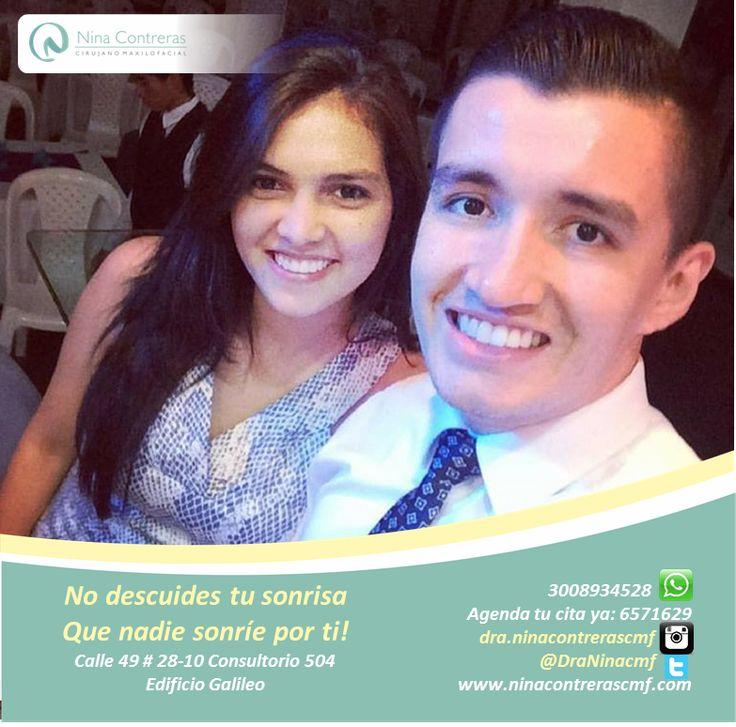 Nuestra pasión es verte sonreír! Gracias por preferirnos Mateo Acosta Contáctenos y déjanos conocer tu caso: 6571629 - WhatsApp: 3008934528 http://ninacontrerascmf.com/location/