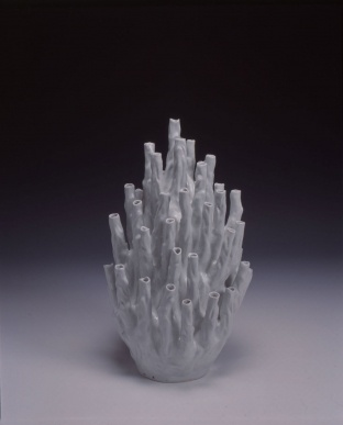 This one from Norman Trapman I got for my 35the birthtday form my husband Ben. I am still in love with the vase and Ben!