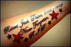 Rip Dad Quotes Tattoos Rip mom