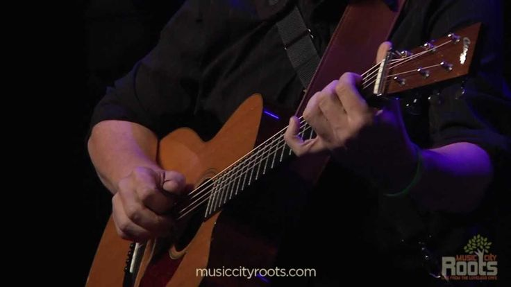 "Beautiful rendition by this artist who just passed away...Pete Huttlinger performing ""While My Guitar Gently Weeps - Eleanor Rigsby"" at Music City Roots live from the Loveless Cafe on 8.01.2012"