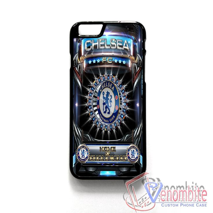 Chelsea FC Logo 3D Case iPhone, iPad, Samsung Galaxy & HTC One Cases