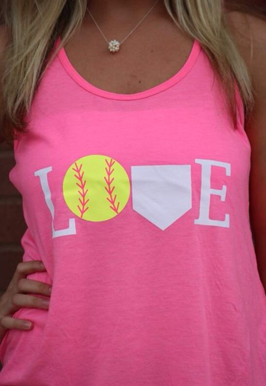 Softball mom. I would want this in navy and a baseball of course!  Fixing to look up and add to my make it shirt list.  I seriously have 7 shirts made that r on my next order - only 3 r mine though   I love designing my own shit!