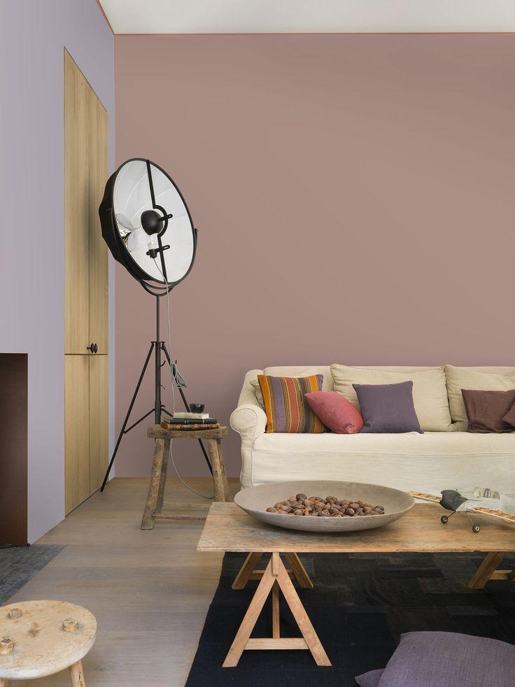 Woonkamer salon Levis kleuren Canyon