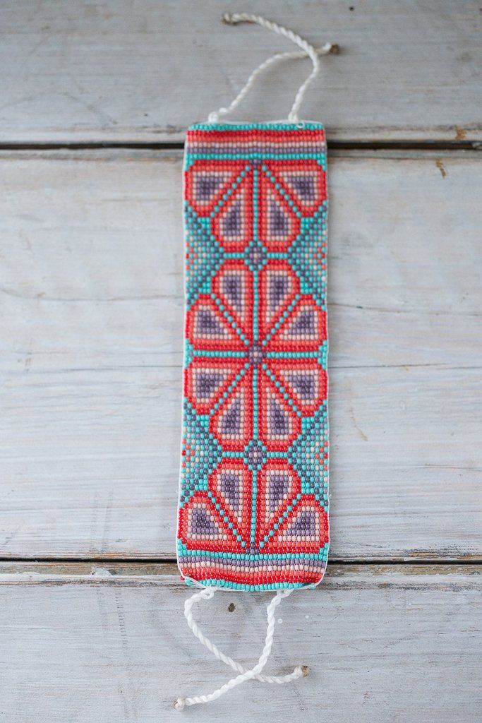 While these bracelets to us might just seem like some colorful beads, to the Huichol Indians, they have a much deeper meaning and symbolism. Wether you just en