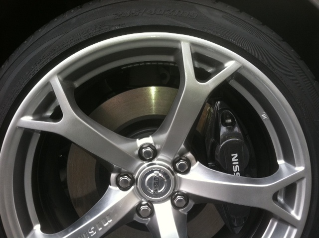 Nissan Alloy Wheel | After Sameday Repair | Alloy Wheel Repair Services | Alloy Wheel Repairs for Nissan | Nissan Repairs in Olympia,WA | Alloy Wheel Refinishing by Sameday Premium Services, via Flickr http://www.sameday-usa.com/alloy-wheel-rim-repair/