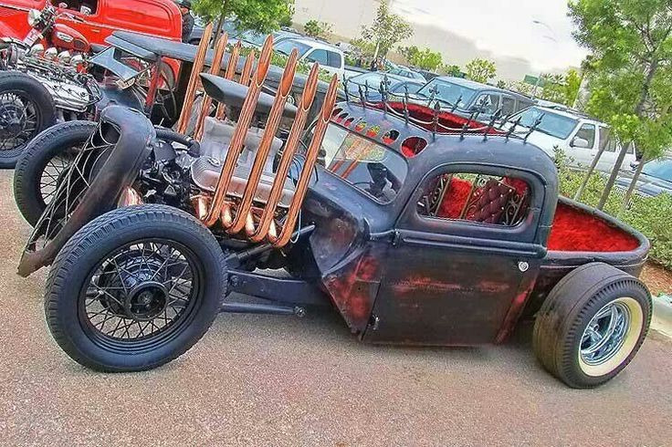 Hot Rod of Death