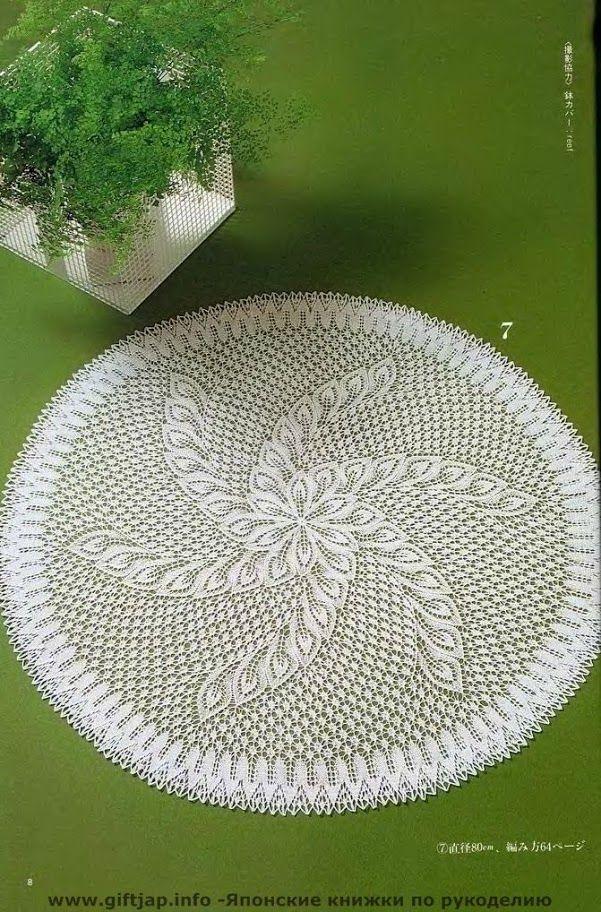 Knit Lace Designs - rejane camarda - Picasa Web Albümleri
