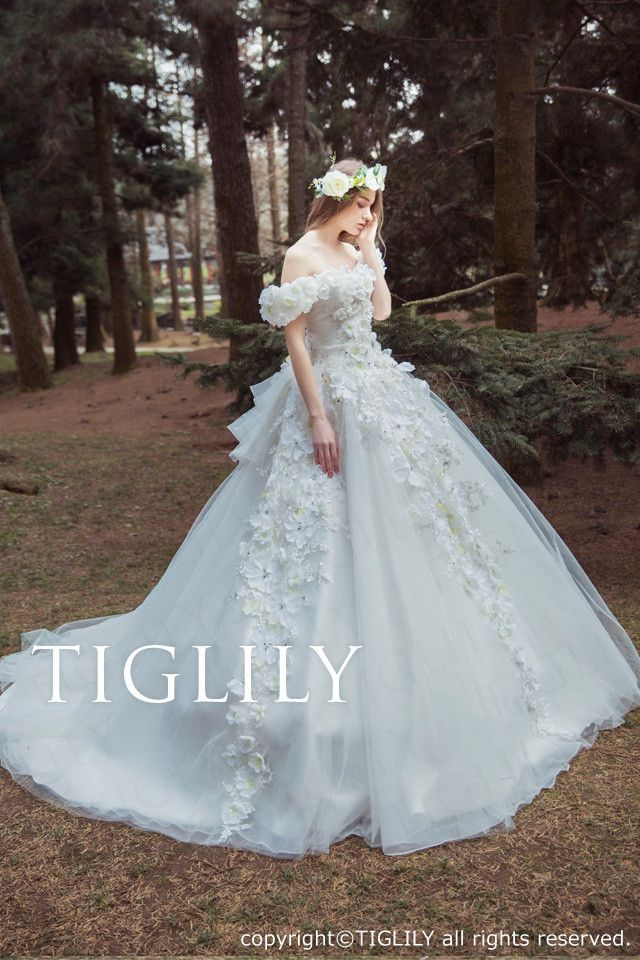 "Saturday's Featured Collection | Tiglily 2016 ""Collection Of Pandora"" Wedding Dresses - Glowlicious.Me - Indonesia Beauty and Lifestyle Blog"