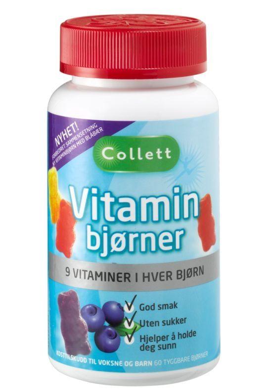 Collett Vitaminbjørner