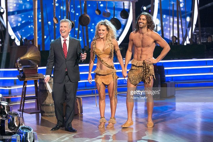 DWTS - 'Episode 2204' - The 10 remaining celebrities will transform into some of the most magical Disney characters and celebrate the magnificence of 'Disney Night,' on 'Dancing with the Stars,' live, MONDAY, APRIL 11 (8:00-10:01 p.m. EDT) on the ABC Television Network. Tom Bergeron, Peta Murgatroyd and Nyle DiMarco