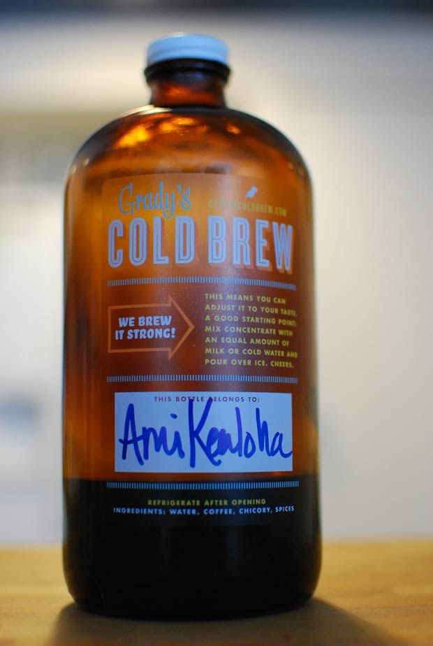 110 best cold brew images on pinterest drinks kitchens and coffee gradys cold brew malvernweather Choice Image