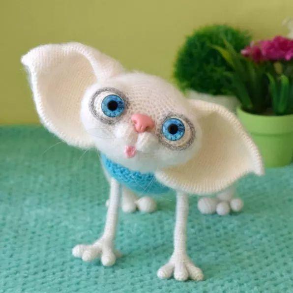 570 best gatos amigurumi images on Pinterest | Patrones amigurumi ...