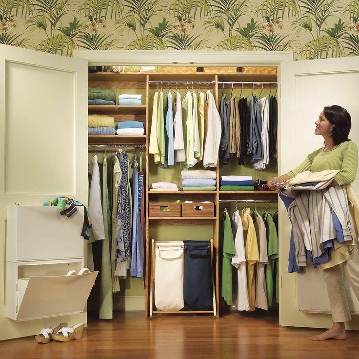 21 cheap closet updates you can diy simple closet wall