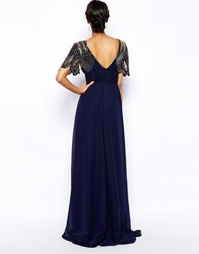 Enlarge Virgos Lounge Lena Maxi Dress With Embellishment