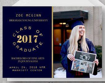 university graduation invitation photo college graduation
