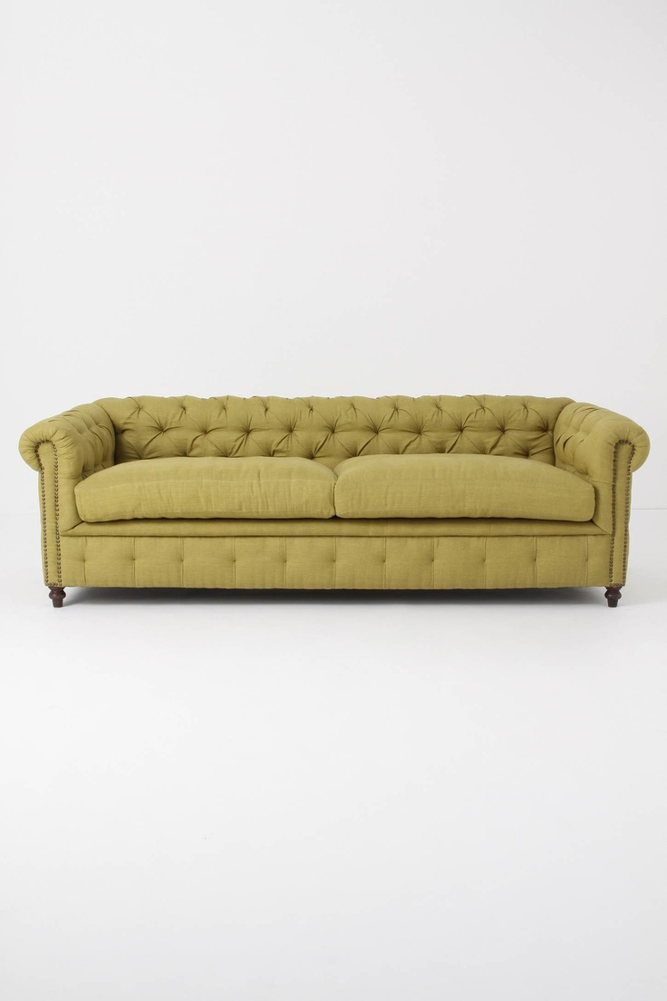 78+ images about Green Sofa on Pinterest Vintage sofa, Settees and Ve