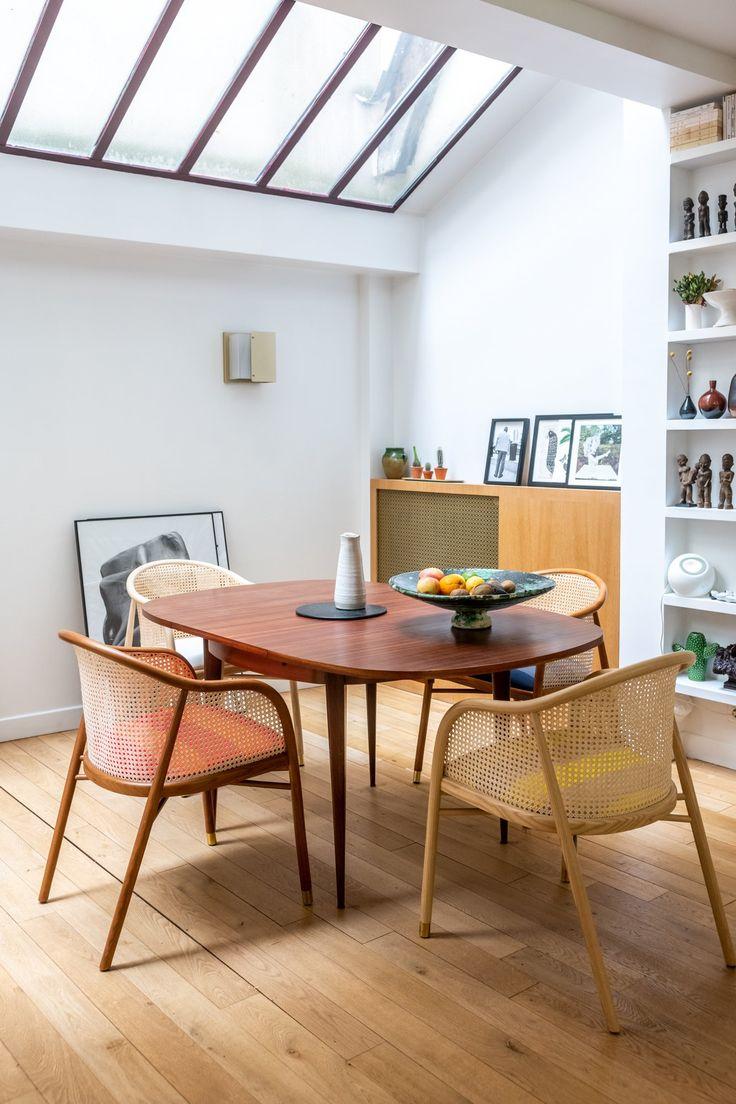 Salle à manger et combinaisons de fauteuils Cavallo