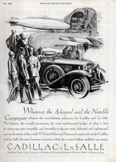 204 best images about vintage advertisements on pinterest for Cadillac motor car company