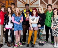 Cast of Skins UK