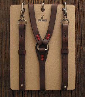 Gifts for man - woodsman_suspenders Huckberry Gifts for men