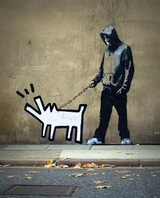StreetArt (we miss you, Keith Haring!) -  websites for artists www.artistwebsitepro.com