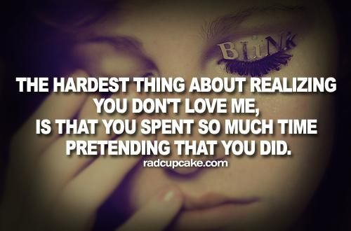 Broken Heart Quotes And Sayings | broken heart, quotes, sayings, hardest, thing, love | Inspirational ...