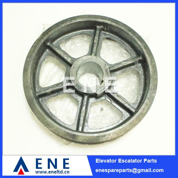 ThyssenKrupp Elevator Traction Drive Sheave Pulley Lift