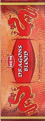 Dragons Blood Incense 20pk