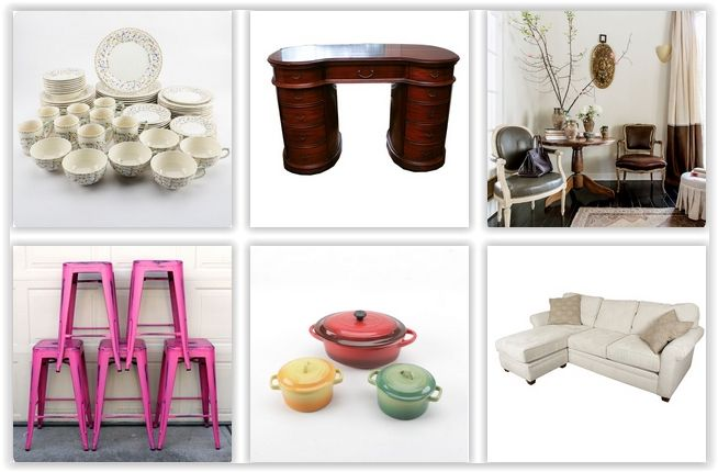 Everything But The House Online Estate Sales ... you can buy & sell items. Estate Sale Marketplace - securely discover & bid on unique collections of items. Everything starts at $1 ................ #DIY #internet #estatesale #frugal #antique #sales #buy #money #thrifty #savings