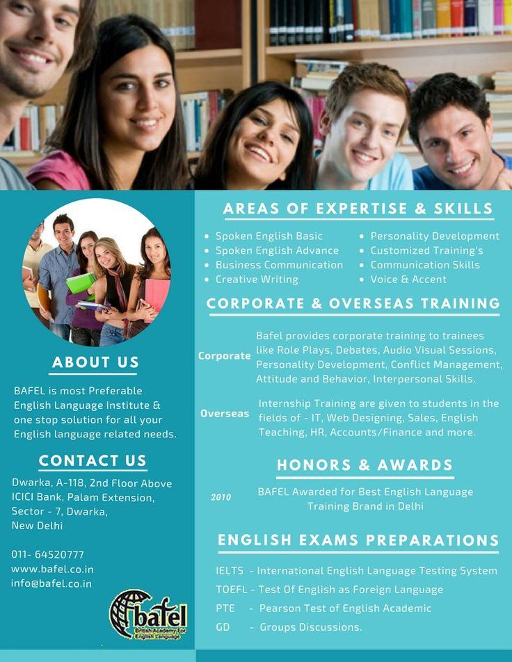 English Institute West Delhi English Language Training