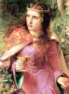 Queen Eleanor of Aquitaine Plantagenet; 27th Great Grandmother