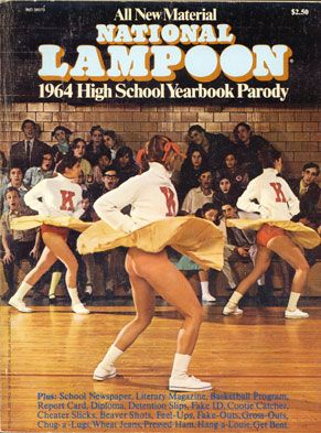 1964 High School Yearbook Parody - 1974
