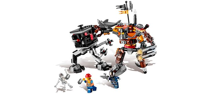 lego movie sets 2014 | ... -revealed Metalbeard's Duel LEGO Movie 70807 set, LEGO collectors