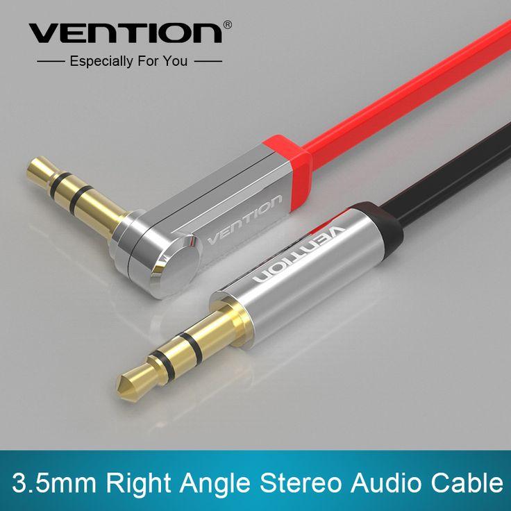 Tions 3,5mm jack Audio Kabel stecker-stecker Verlängerungskabel 90 Grad Rechtwinklig Flache Aux Kabel für Auto/kopfhörer/PM4/PM3