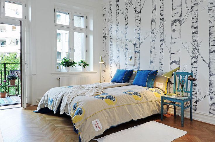 Bright and Inspirational Apartment in Gothenburg
